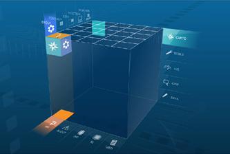 Interface de navigation ROK Solution et saisie du pré-diagnostic