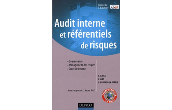 Audit interne et référentiels de risques edition Dunod
