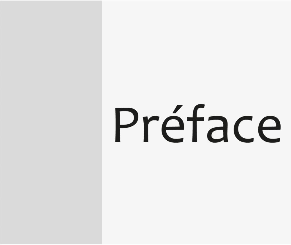 Préface – Philippe Mocquard Délégué général de l'IFACI